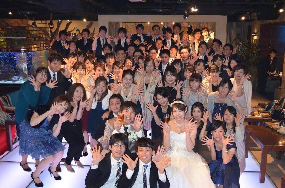 結婚式二次会 大宮